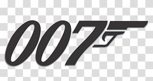 James Bond Logo Design Die James-Bond-Filme, james bond PNG