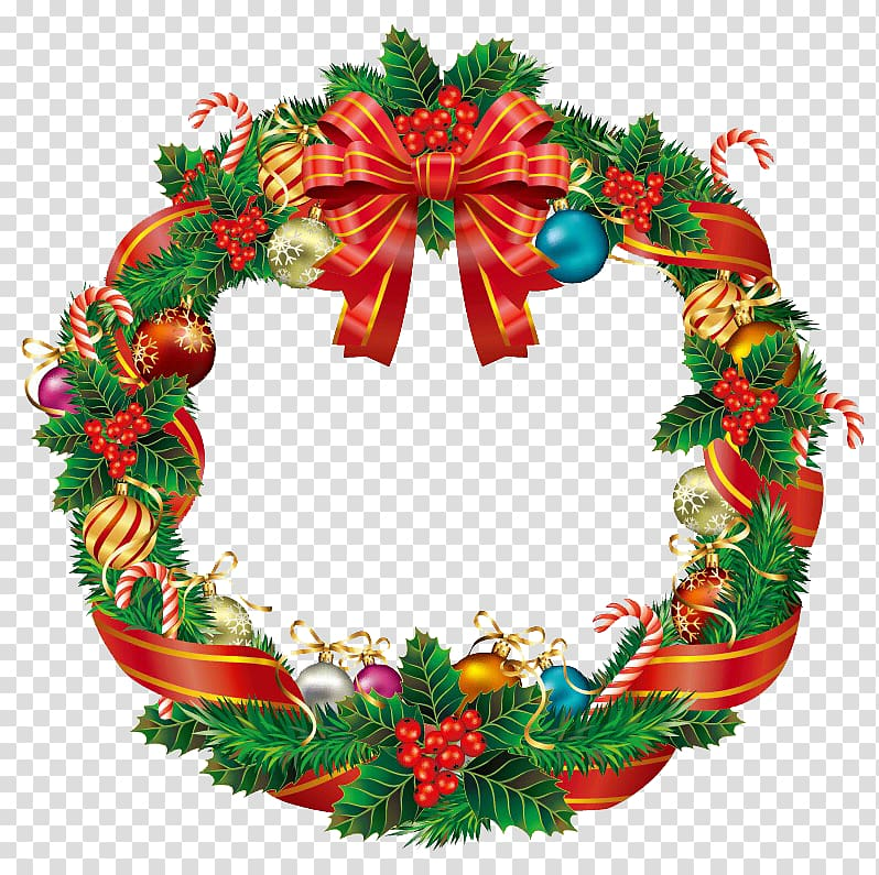 Christmas Reef Png.Christmas Wreath Png Clipart Clipartsky