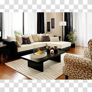 Window Living room Couch Cream, furniture placed PNG clipart