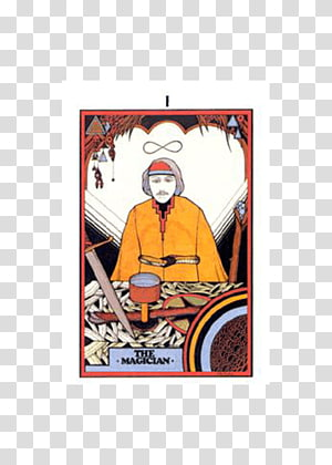 Aquarian tarot deck The Magician Playing card Aquarius, aquarius PNG clipart