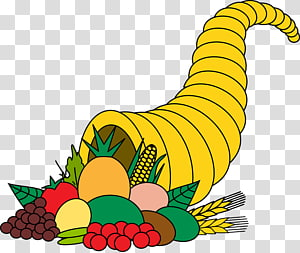 Cornucopia Thanksgiving , thanksgiving PNG clipart