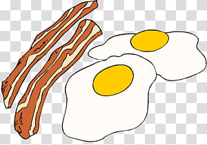 bacon and eggs Breakfast Fried egg, bacon PNG clipart