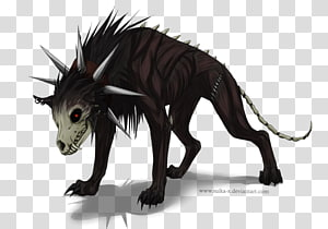 Hellhound Alucard Anime Hellsing Dog, hell PNG