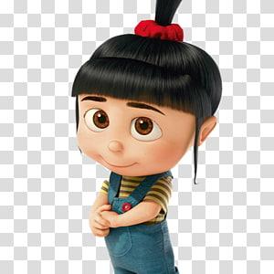 Agnes of Despicable Me, Despicable Me: Minion Rush Agnes Margo Balthazar Bratt, despicable me PNG clipart