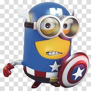 Kevin the Minion Felonious Gru Bob the Minion Minions, Minion hulk PNG clipart