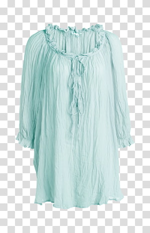 Blouse Shoulder Sleeve Dress, dress PNG
