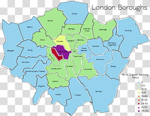 Central London Outer London Inner London London Borough of Southwark London Borough of Barnet, others PNG clipart