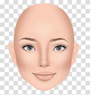 Stardoll Eyebrow Hair Eyelash, hair PNG clipart