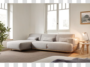 Sofa bed Living room Table Chaise longue Recliner, table PNG
