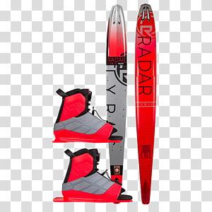 Ski Bindings Water Skiing Slalom skiing, doppler weather map clear PNG clipart