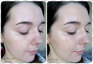 CC cream BB cream Eye liner Face, Face PNG clipart