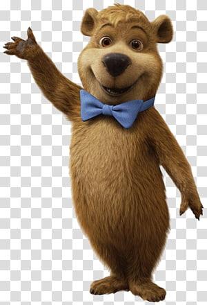Boo Boo Yogi Bear, osos PNG