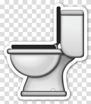 Emoji Sticker Smiley Emoticon Bathroom, Emoji PNG clipart