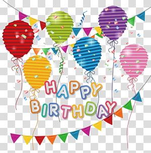 Happy Birthday illustration, Birthday cake Greeting card , happy Birthday PNG clipart