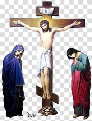Christian cross Crucifixion Resurrection of Jesus , christian cross PNG clipart