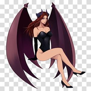 Succubus Fairy Demon Devil Angel, Fairy PNG