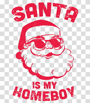 Santa Claus T-shirt Sleeveless shirt Clothing, i got 99 problems funny PNG