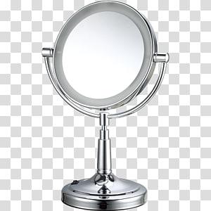 Shine Mirrors Australia Light Magnification Kosmetikspiegel, mirror PNG clipart
