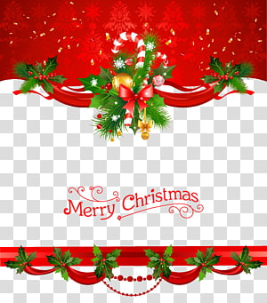christmas flower clusters buckle creative hd free PNG