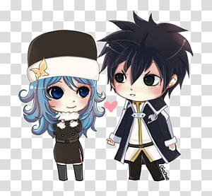 Juvia Lockser Gray Fullbuster Erza Scarlet Natsu Dragneel Fairy Tail, fairy tail PNG clipart