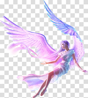 Abziehtattoo Colorful Angel Kings and Knights, angel PNG
