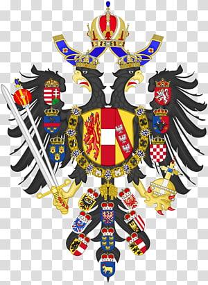Austrian Empire Austria-Hungary Habsburg Monarchy T-shirt, T-shirt PNG