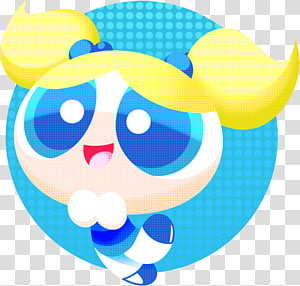 Bliss Reboot Blossom, Bubbles, and Buttercup Cartoon Network , bubbles powerpuff PNG clipart