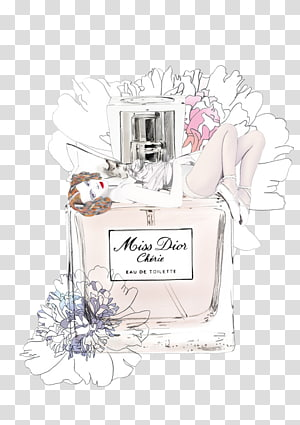 Chanel No. 5 Coco Mademoiselle Perfume, perfume PNG clipart