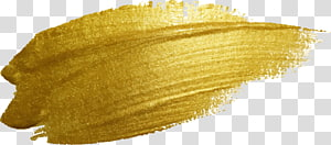 gold paint color PNG