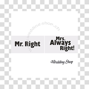Wedding invitation Mrs. Mr. Sign, wedding PNG clipart