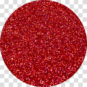 Glitter Red Cosmetics Color wheel, cranberry PNG clipart