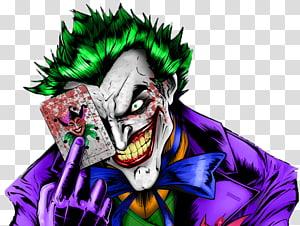 Joker Harley Quinn Batman YouTube, joker PNG clipart