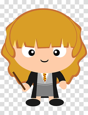 Hermione Granger Harry Potter Ron Weasley Draco Malfoy Neville Longbottom, cute PNG clipart