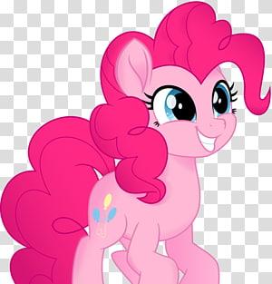 Pinkie Pie Rarity Pony Applejack Rainbow Dash, others PNG clipart