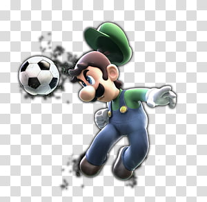 Mario Sports Superstars Super Mario Strikers Mario Bros. Luigi, tennis player PNG clipart