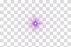 Symmetry Purple Pattern, Purple Star PNG clipart