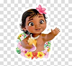 Moana Iron-on Wedding invitation Birthday Infant, Birthday PNG clipart