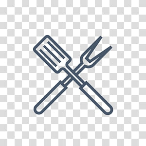 Barbecue Spatula Fork Kitchen utensil Grilling, barbecue PNG