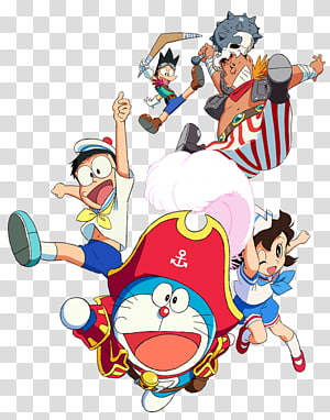 Nobita Nobi Doraemon Film 0 Animation, doraemon PNG