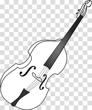 Double bass Cello Musical Instruments Bass guitar , String Bass s PNG