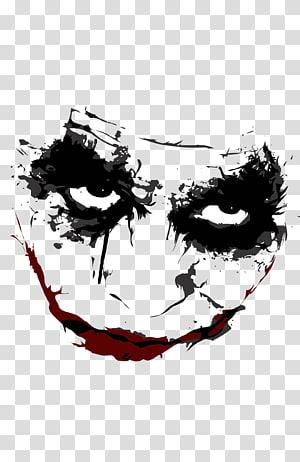 Joker illustration, Joker Batman Harley Quinn Tattoo, joker PNG clipart