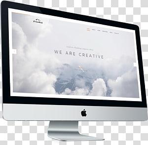 silver iMac, MacBook Pro iMac, imac PNG