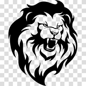 Lion Roar Drawing , lion PNG