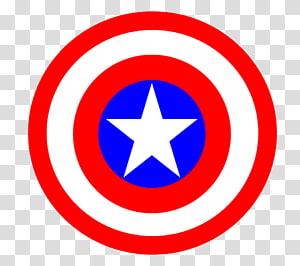 Captain America illustration, Captain America\'s shield Marvel Comics S.H.I.E.L.D. , logo shield PNG