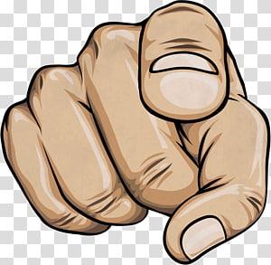 point finger art, Index finger , finger PNG