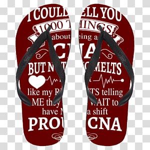 Shoe Logo Font Flip-flops Maroon, flip flops PNG clipart