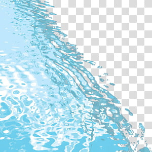 blue water , Light Reflection Water , Blue coast water ripples PNG clipart