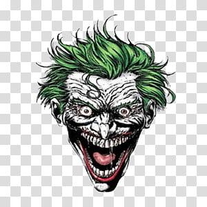 Joker Dream League Soccer Batman Logo, joker, The Joker illustration PNG clipart