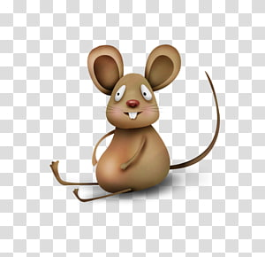 Computer mouse Cartoon, mouse PNG