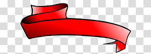 Web banner Red , Graphic banner PNG clipart